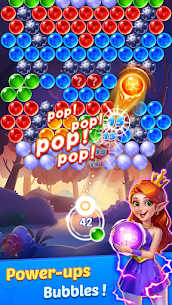 Bubble Shooter Genies 5