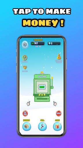 Money Machine Idle : Tap and Make Money Game 8 screenshots 4