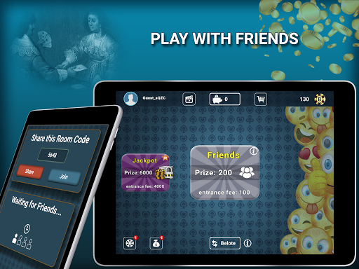 Blot - Belote Coinche Multiplayer 2.4.0 screenshots 14