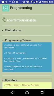 C Programming - C Prowess