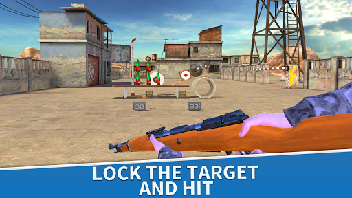 Sniper Range - Target Shooting Gun Simulator  screenshots 8