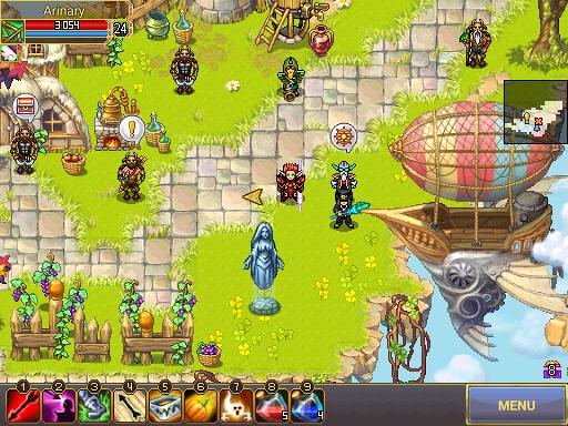 Warspear Online - Classic Pixel MMORPG (MMO, RPG) 9.1.1 Screenshots 16
