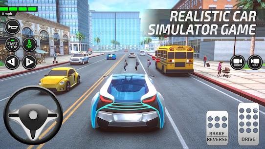Driving Academy Car Parking  Simulator Games 2021 Apk Download 2