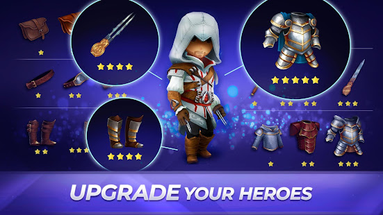 Hack Game Assassin's Creed Rebellion apk free