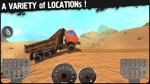 Off-Road Travel: 4x4 hill climb 1.972 screenshots 2