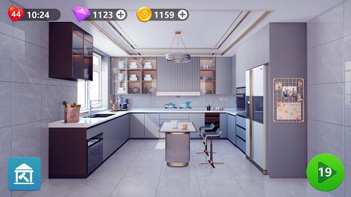 Makeover Master: Tile Connect & Home Design Apkfinish screenshots 2