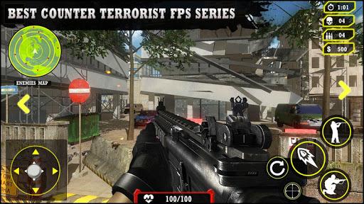 Critical Warfare FPS  Screenshot 1