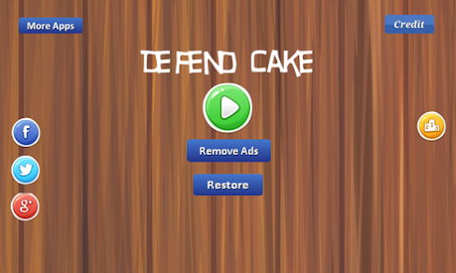 Defend Cake – from bugs Game Hack Android and iOS 2