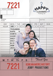 "alt=""When the Choi family loses their dry cleaning business, they learn to love each other to survive the crisis and heartaches that they cause each other.    CAST AND CREDITS  Actors Hynaghwa Lim, Charles Ryu, Yun Jeong, Yeena Sung  Director Julian Kim, Peter S. Lee"""