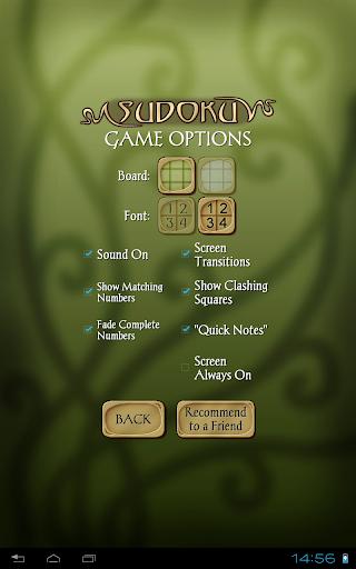 Sudoku Free 1.52 screenshots 14