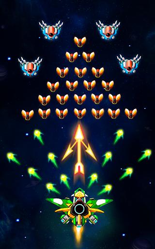 Space Hunter: Galaxy Attack Arcade Shooting Game 1.9.9 screenshots 3