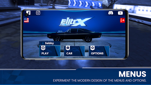 Elite X - Street Racer  screenshots 6