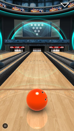 bowling game 3d screenshot 1
