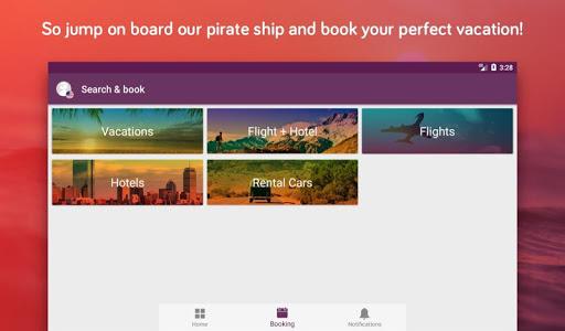 TravelPirates Top Travel Deals 3.2.6 Screenshots 15