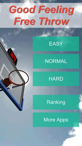good feeling free throw screenshot 3