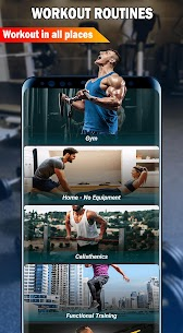 Gym Fitness & Workout : Personal trainer PRO 2