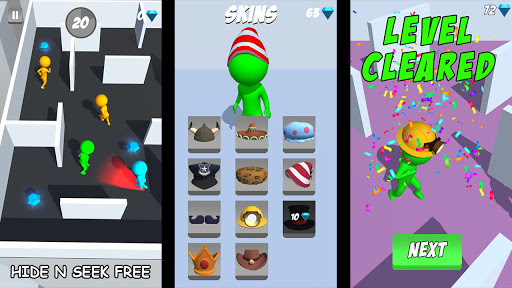 Hide n Seek Master - Free Hiding Seeker Games 2020 screenshots 8