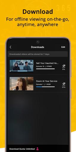 Viu: Korean Drama, Variety & Other Asian Content  Paidproapk.com 3