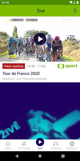 u010cT sport 2.1.0 Screenshots 4