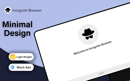 Incognito Browser - Private Browser with AdBlock! 60.7.3 Screenshots 8