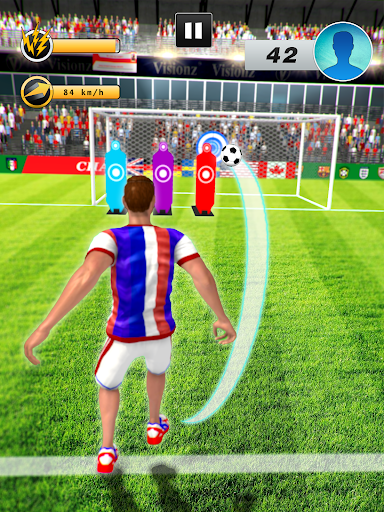 Real Football Player: Soccer Strike League Game 1.7 screenshots 4