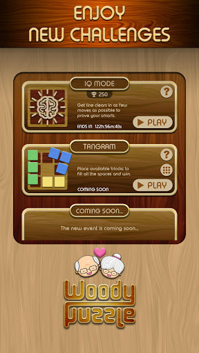 Woody Block Puzzle u00ae  screenshots 1