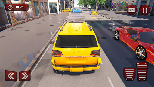 Real City Taxi Driving: New Car Games 2020 1.0.23 Screenshots 6