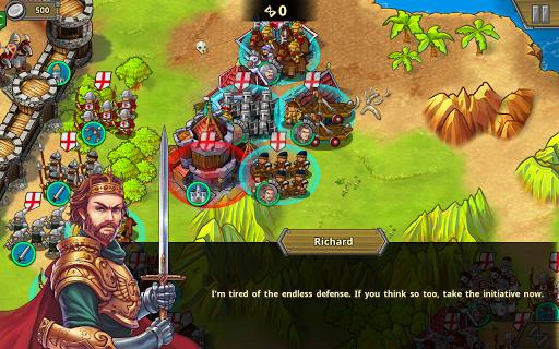 European War 5:Empire - Civilization Strategy Game  screenshots 11