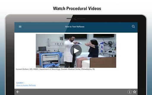 MSD Manual Professional  Screenshots 10