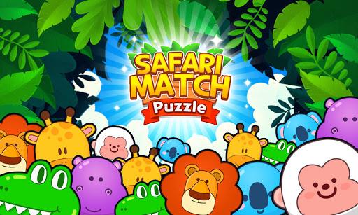 Safari Match Puzzle screenshots 1