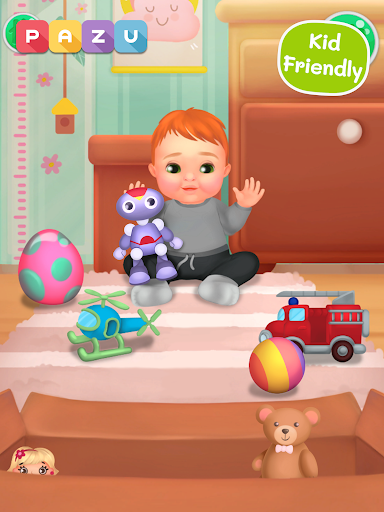 Chic Baby 2 - Dress up & baby care games for kids  Screenshots 9