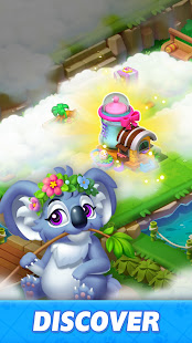 Fantasy Merge Zoo 1.3.3.1 APK + Мод (Unlimited money) за Android