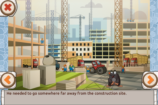 Mole's Adventure - Story with Logic Games Free 2.1.0 screenshots 2