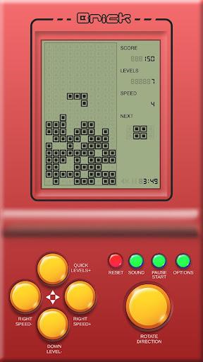 Brick Game : Retro Classic Brick  screenshots 4