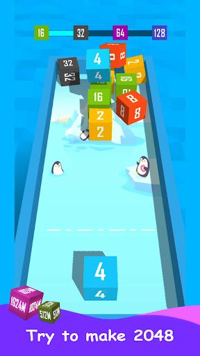Merge 2048 Cube 0.0.8 screenshots 1