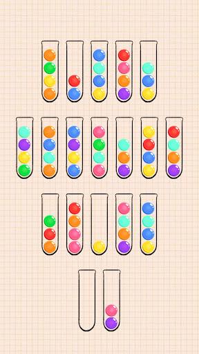 BallPuz: Ball Color Sorting Puzzle Games Apkfinish screenshots 17