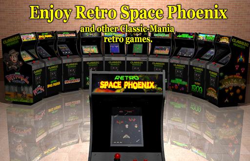 Retro Space Phoenix screenshots 24