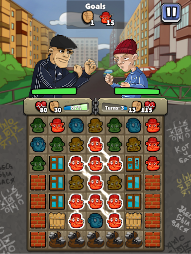 Gopnik. Puzzles adventure apkdebit screenshots 8