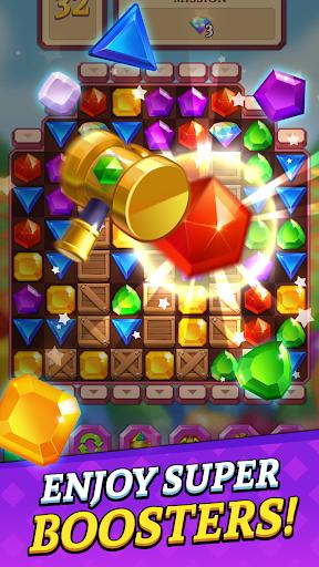 Jewels and Gems Blast: Fun Match 3 Puzzle Game 1.0.24 screenshots 3