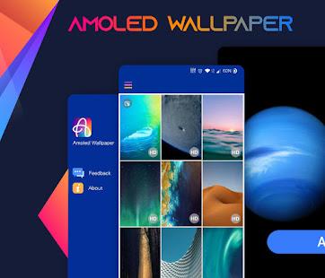 AMOLED Wallpaper: 3D Themes & 4K Wallpaper 1.12.00.00 Screenshots 1