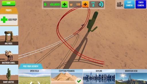 VR Thrills: Roller Coaster 360 (Cardboard Game) 2.1.7 Screenshots 5