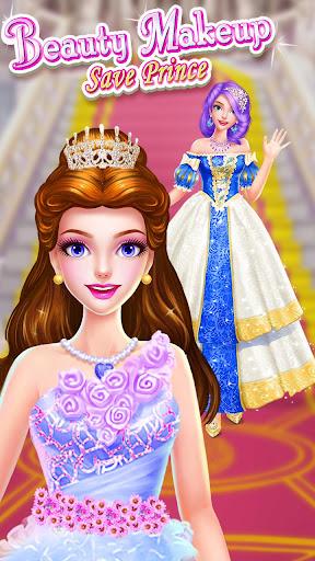 ud83dudc78ud83eudd34Princess Beauty Makeup - Dressup Salon 3.3.5038 screenshots 8