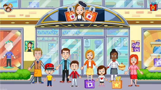 My Town: Shopping Mall – Shop & Dress Up Girl Game 6