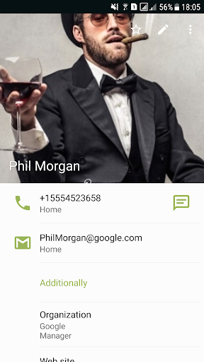 Phone + Contacts and Calls 3.7.1 Screenshots 5