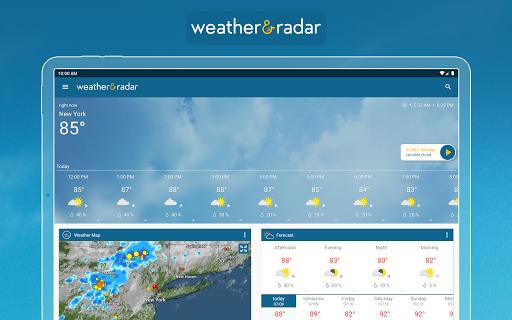 Weather & Radar USA - Severe weather alerts 2020.21.2 screenshots 5
