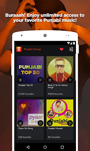 Punjabi Songs, पंजाबी गाने  New DJ MP3 Music App  screenshots 1