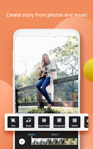 VCUT Pro – Slideshow Maker Video Editor with Songs (PREMIUM) 2.4.6 Apk 1