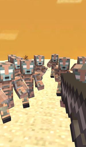 Craftsman Survival - Smash 'em all android2mod screenshots 4