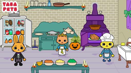 Yasa Pets Halloween 1.0 Screenshots 15