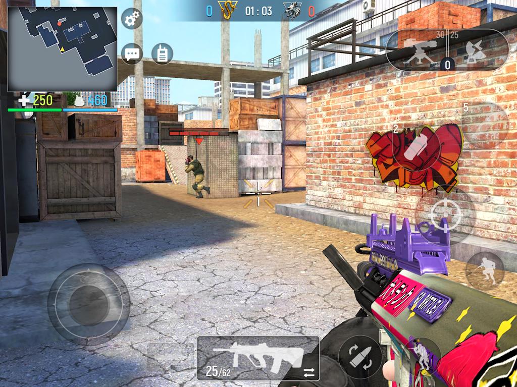 Modern Ops - Gun Shooting Games FPS poster 12